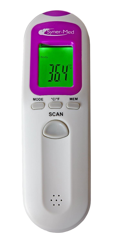 Nueva veratemp multiusos sin contacto termómetro por infrarrojos ...