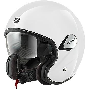 Shark Helmets Unisex-Adult Heritage Helmet (White, X-Large)