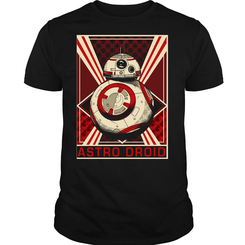 T Shirt Bb8 Astro Droid T Shirt 6924