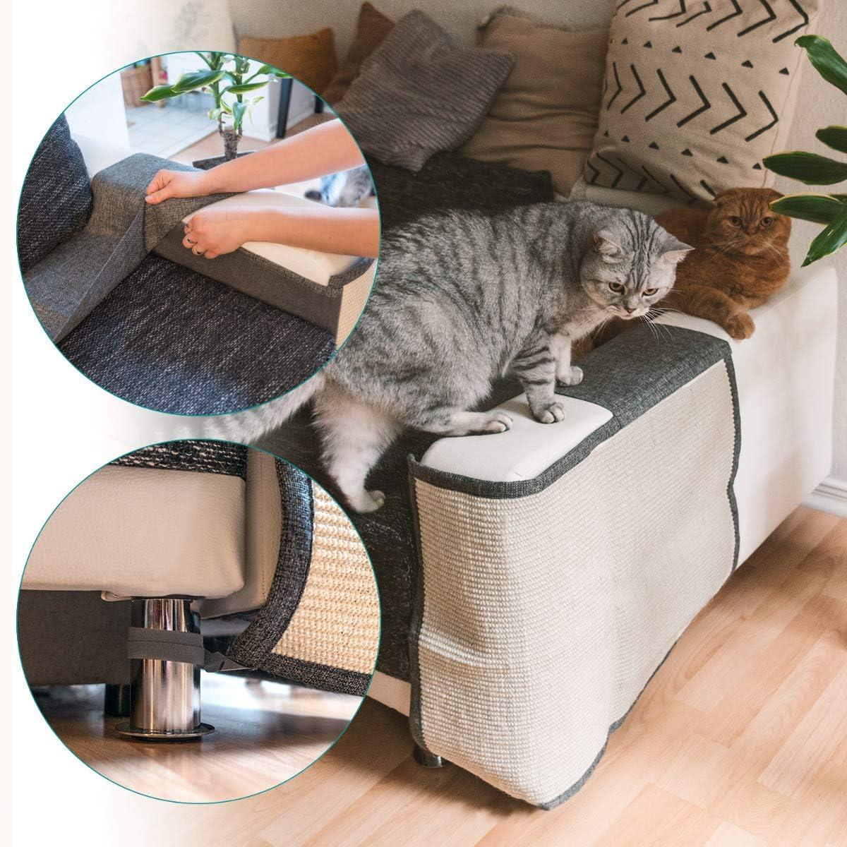 cat scratch sofa mat