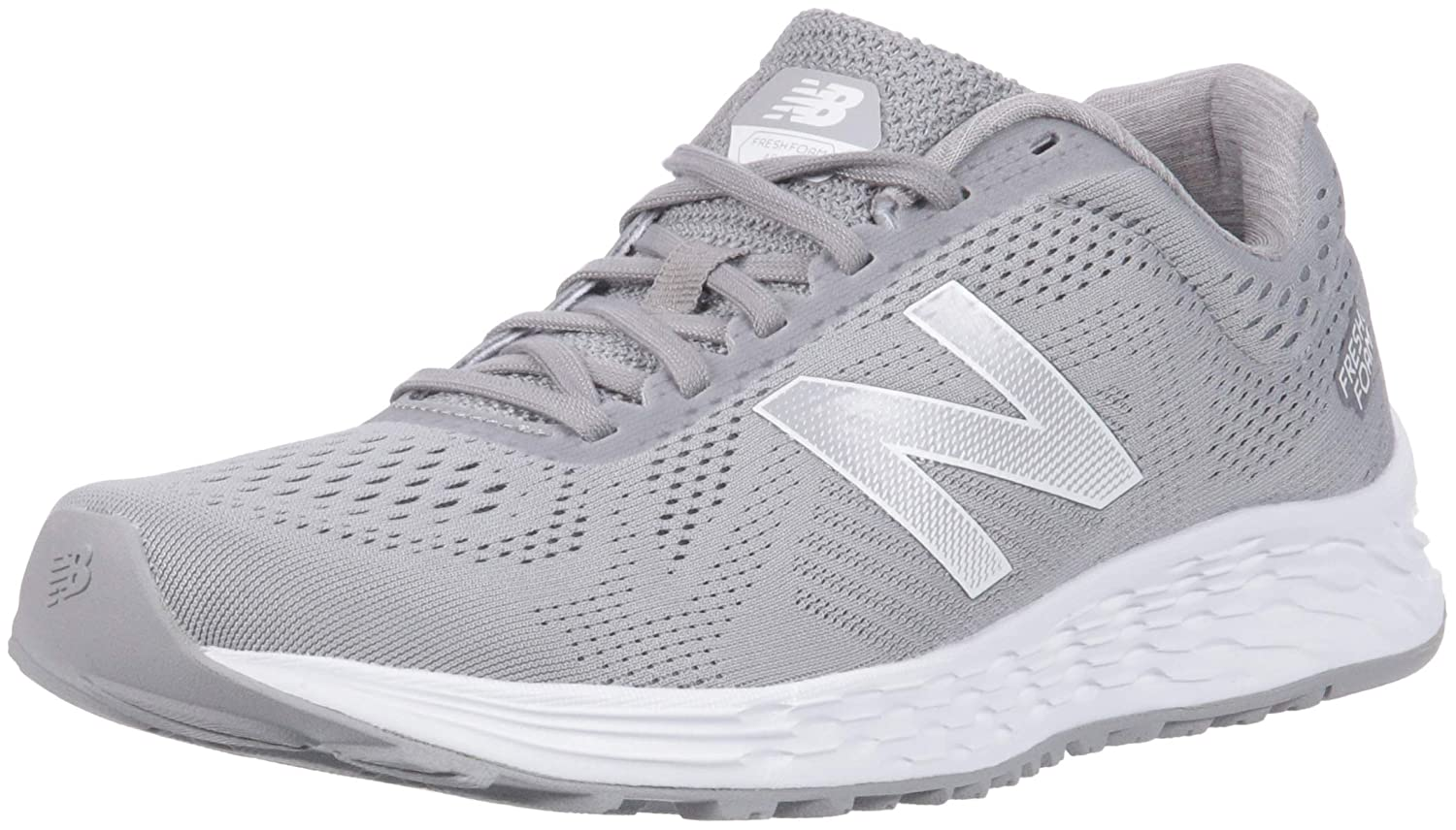 Team Away gris blanc New Balance Fresh Foam Arishi, Running Homme 46.5 EU