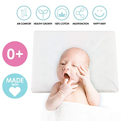 Baby Spass - Almohada para Bebe Air Comfort - Cojín con ...