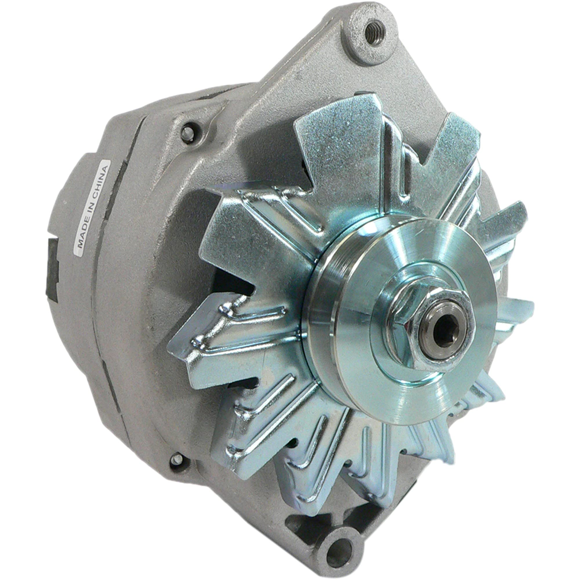 DB Electrical HO-ADR0335 / 10SISE-140 Amp New Alternator Compatible with/Replacement for High output Chevy One 1-Wire 140 Amp 65 66 67 68 69 70 71 72 73 74 75 76 77 78 79 80 81 82 83 84 85