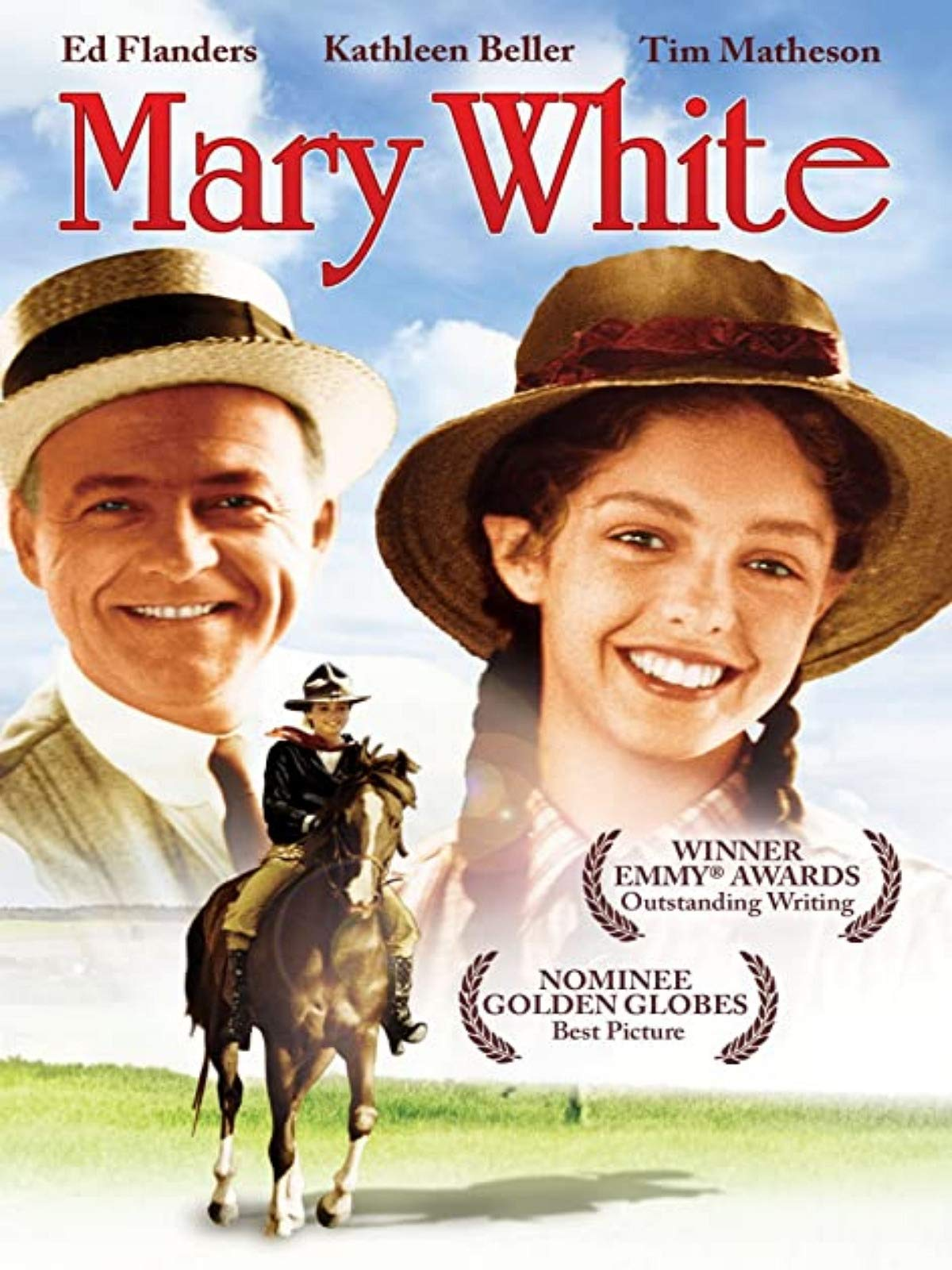 Mary White on Amazon Prime Video UK