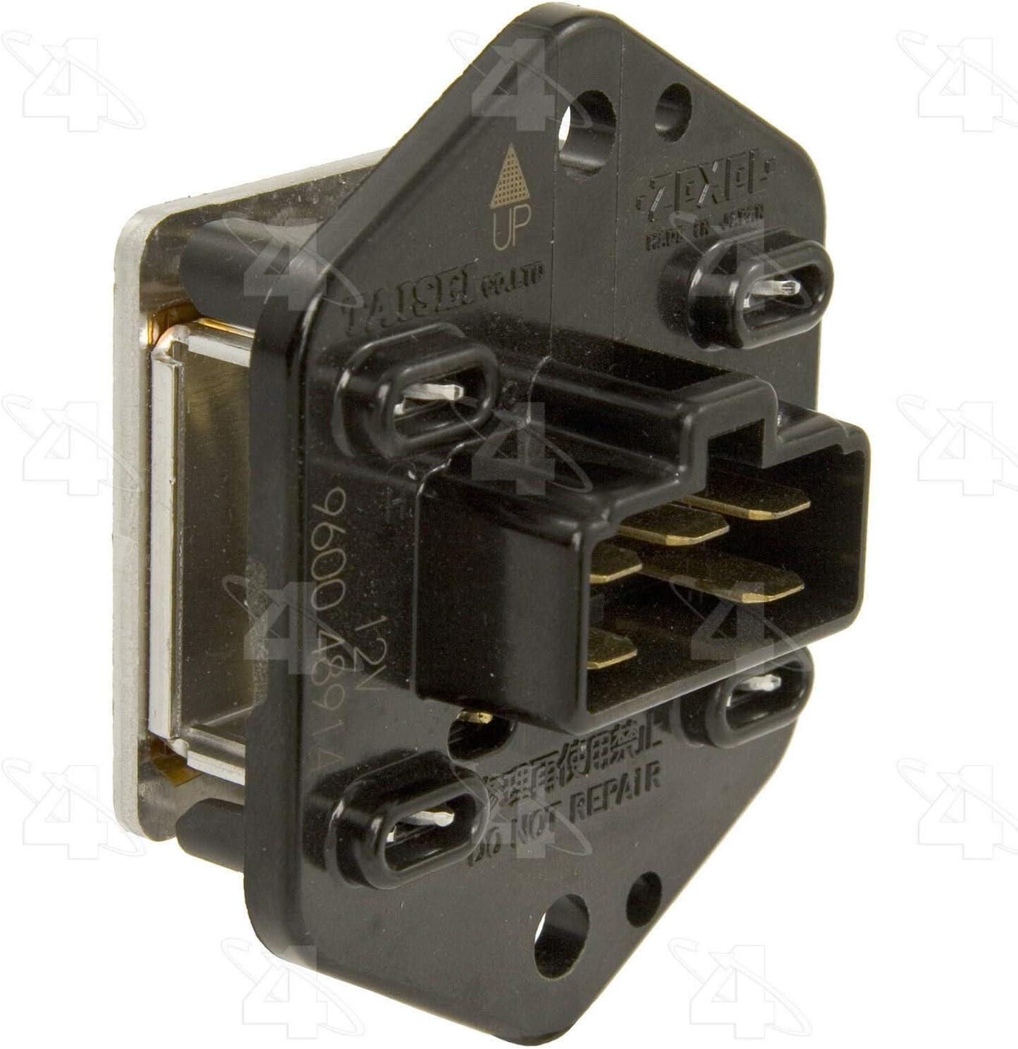 Four Seasons 20043 Blower Motor Resistor Switch