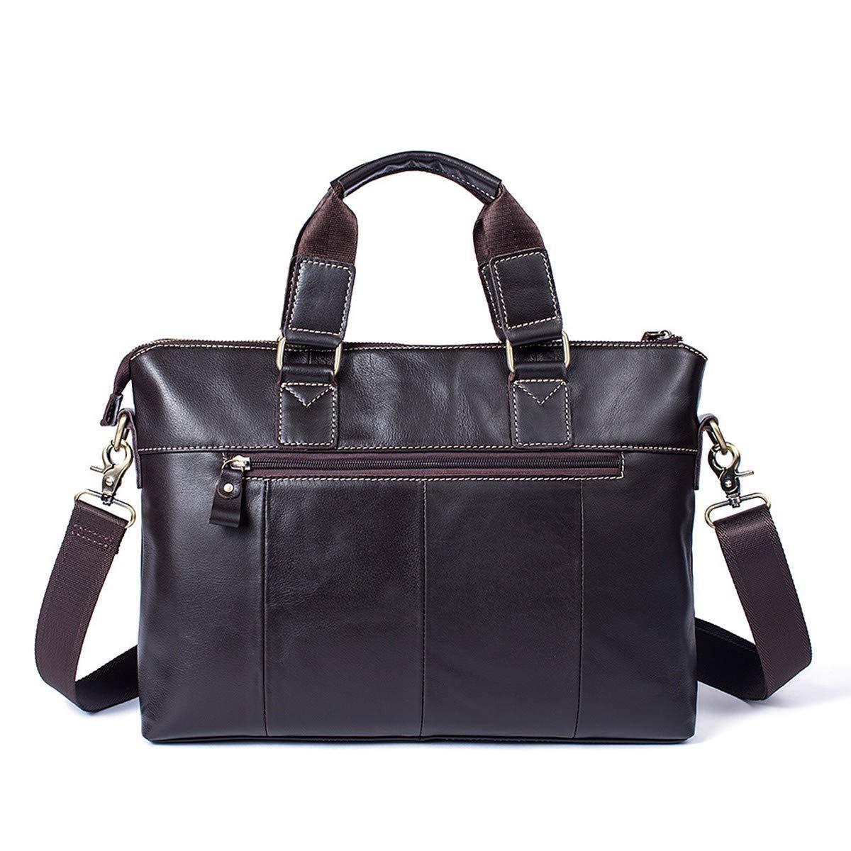 Lianai11 Laptoptasche männliche Geschäft Aktentasche Herren Messenger Bag lässig l Mode Geschäft Tasche