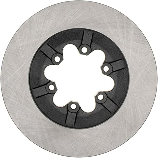 ACDelco 18A2637 Professional Front Disc Brake Rotor