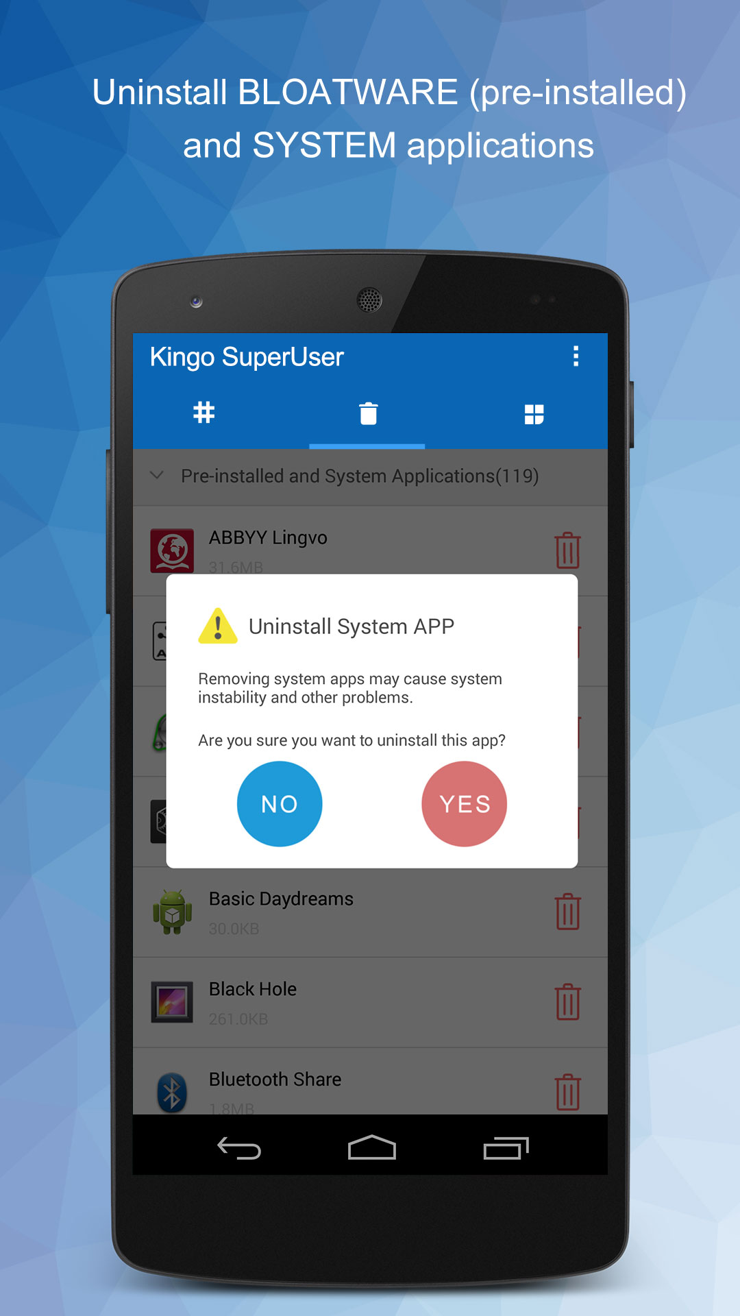 how to download superuser for android