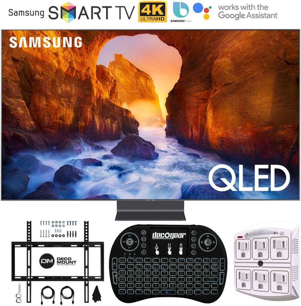 Samsung Q90 QLED Smart 4K UHD TV (modelo 2019): Amazon.es: Electrónica