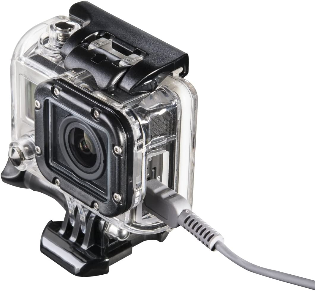 mantona Cable Connection Set for GoPro