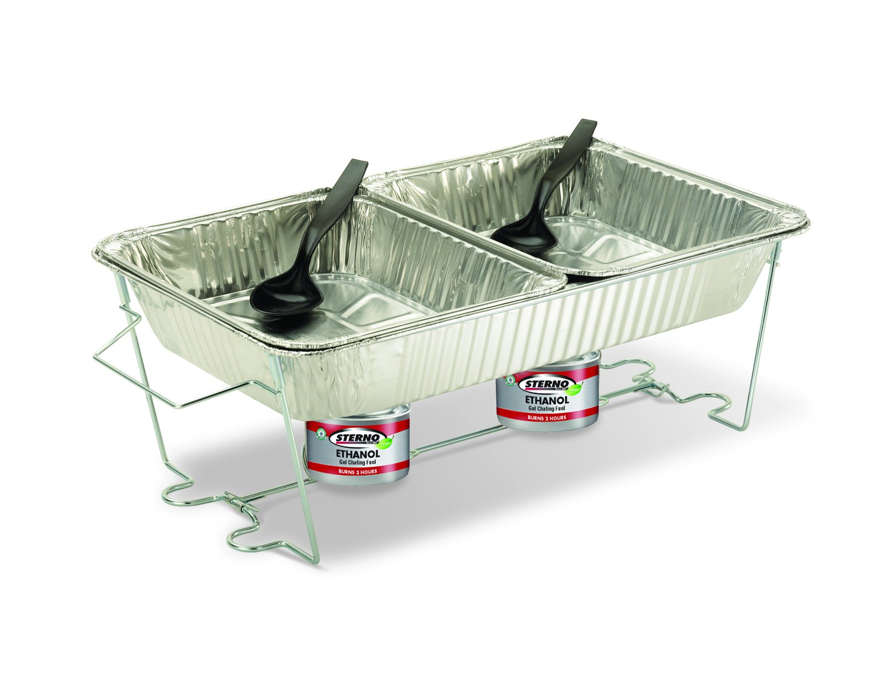 Sterno 70181 Buffet Kit, Full by Sterno