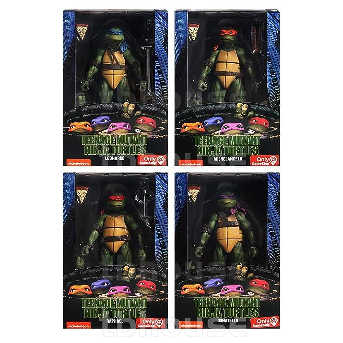 Top 8 Ninja Turtles Movie Figures