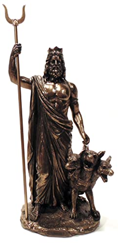 Hades – Greek God of the Underworld Statue Sculpture Figure