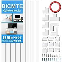 cables Cable Concealer Sistema de Gestión de Cable