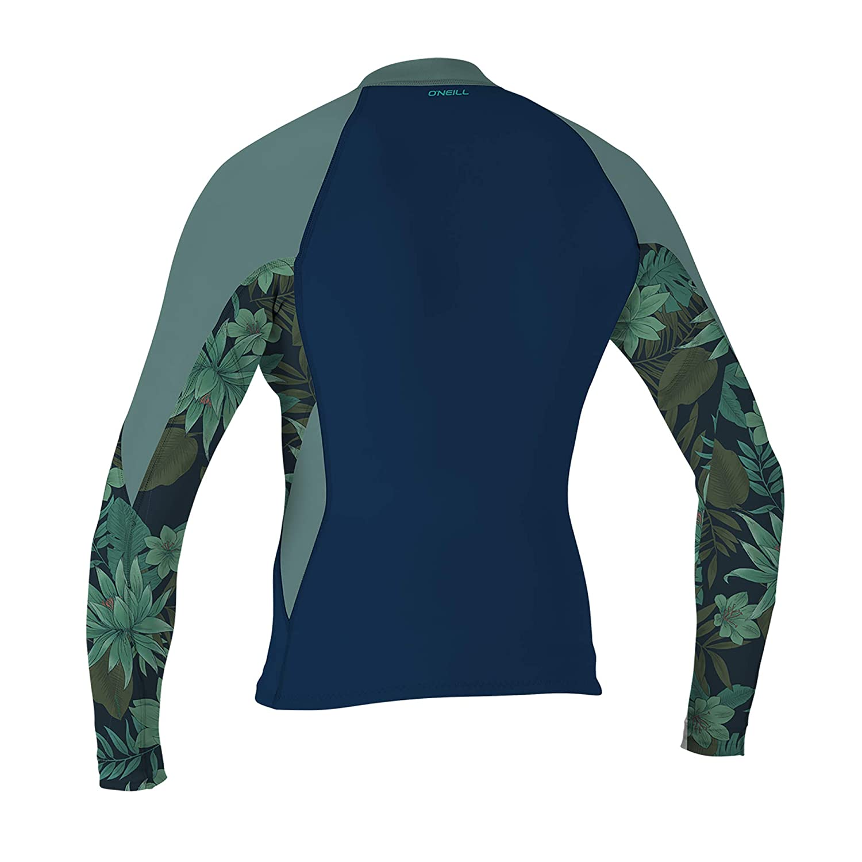 Amazon.com  O Neill Womens Bahia 1 .5mm Full Zip Jacket  Sports   Outdoors 7a19dd2e8