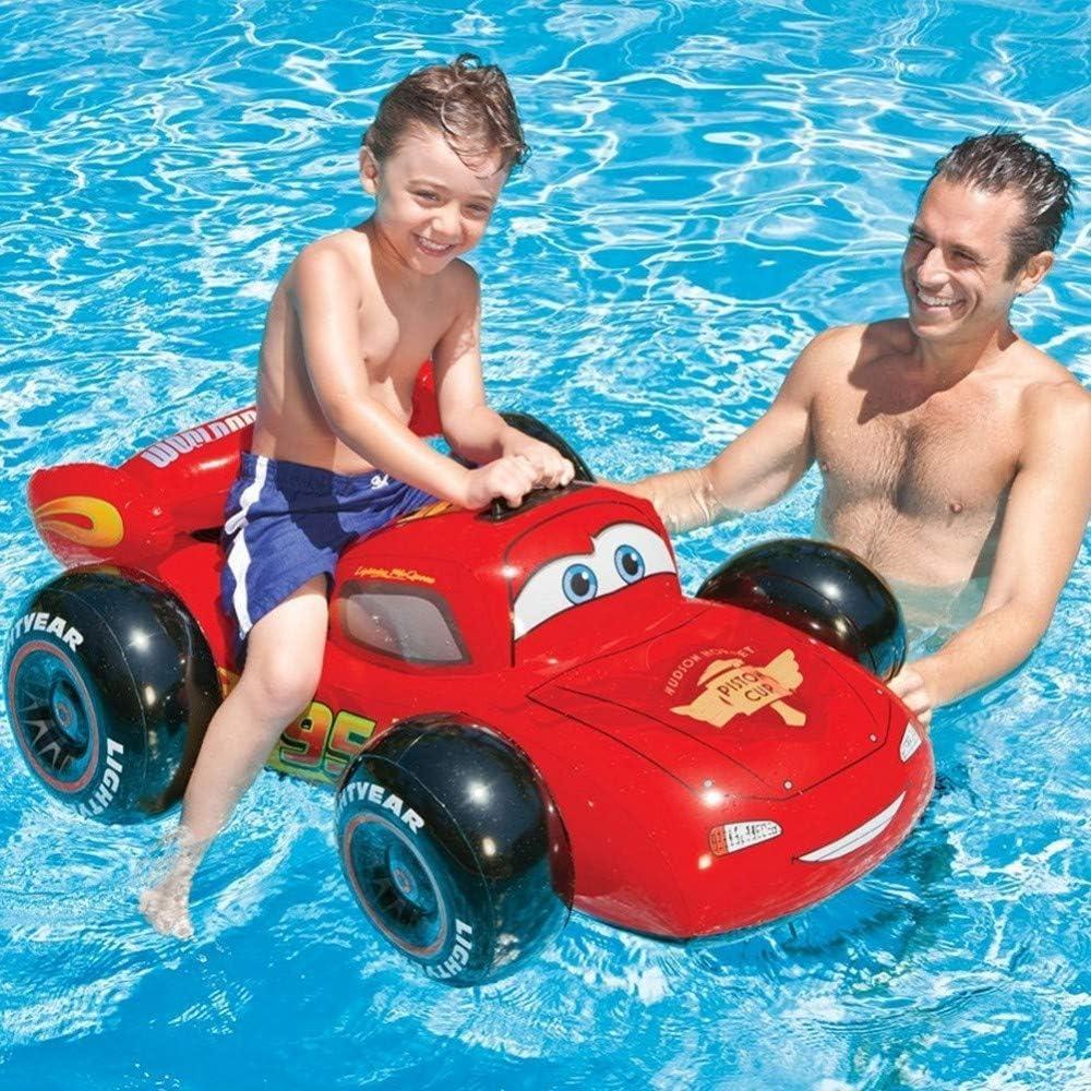 TrAdE shop Traesio- Cars Correpasillos Montar Hinchable para niños ...