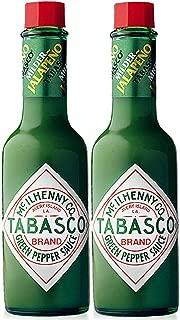 product image for Tabasco Milder Green Pepper Sauce, 5 Ounce (2 pack)