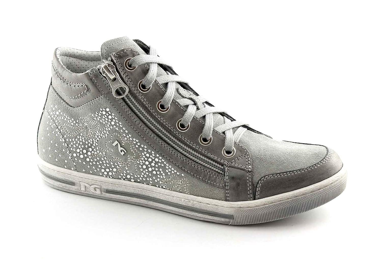 schwarz GARDENS 15111 graue Schuhe Frauen zwischen zip Sportturnschuh Sportturnschuh Sportturnschuh glitter  5deb3e