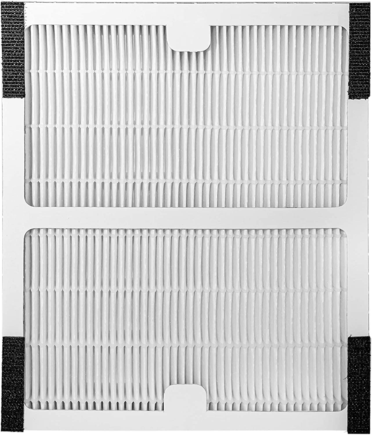 LifeSupplyUSA Replacement HEPA Filter Compatible with Idylis IAP-10-050, IAP-10-125, AC-2125, AC-2126 Air Purifiers, IAF-H-100B (0412558)