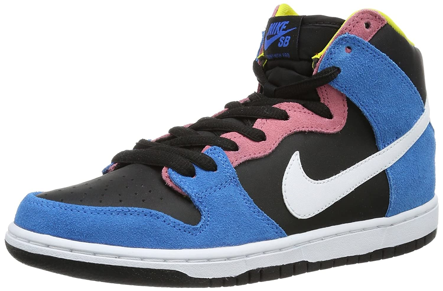 new product 14f90 f523b Amazon.com | Nike Dunk High Pro SB Skateboarding Shoes Men size 11 BHWB |  Skateboarding