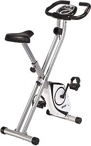 SportPlus X-Bike – Bicicleta Estática con Monitor de Frecuencia ...