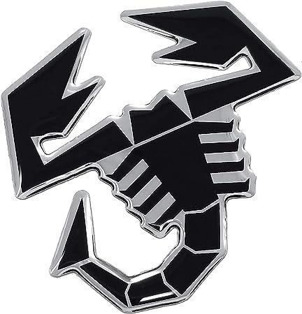 Abarth 21534/Stickers 3d Crest Diameter 75/mm