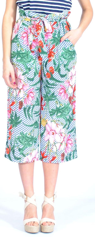 Bonaventure B3109Z Pantalones, Mujer, (Rayas Flores 1247 ...