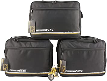 Made4bikers Promotion Bag Komplettset Innentaschen Topcase Und Koffer Passend Für Bmw R1250gs R1250 Gs Lc K50 Ab Bj 2018 Auto