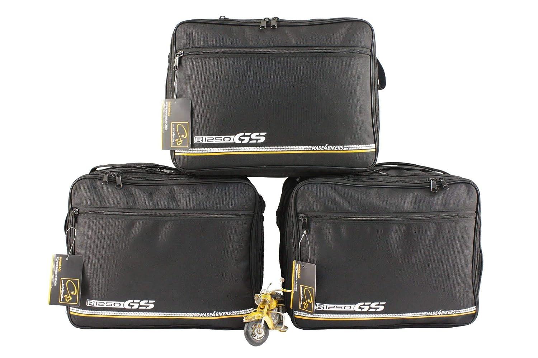 Bolsas Interiores Adecuado para de los Modelos BMW R1250GS R1250 GS K50 a Partir de 2018 – Conjunto Completo