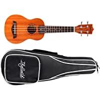 Deals on Monoprice Idyllwild Sapele Soprano Ukulele Bundle