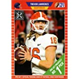 2021 Pro Set Football #PS1 Trevor Lawrence Rookie Card