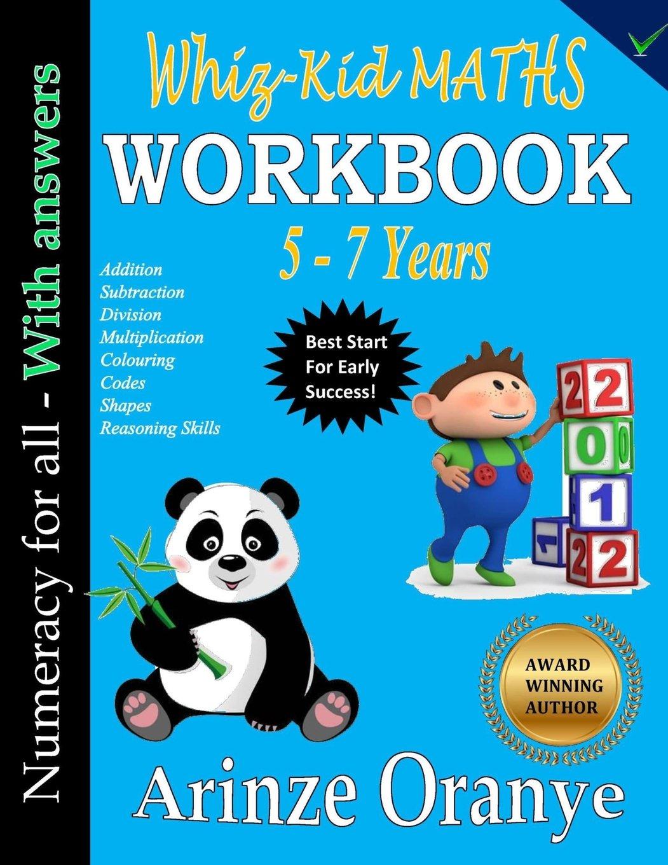 Download Whiz-Kid Maths 5-7 Workbook pdf epub