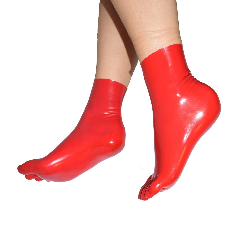 goma dedo del pie calcetines de lá tex en diferentes colores y tama?os 103000004