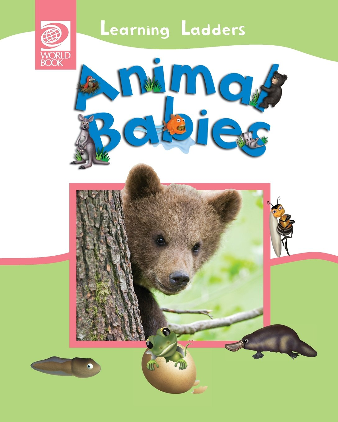 Animal Babies (Learning Ladders 2/Soft Cover) pdf
