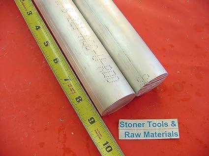 "1-3//4/"" ALUMINUM 6061 ROUND ROD 12/"" LONG Solid Bar NEW Lathe Stock 1.75/"""