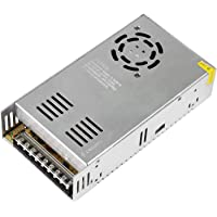 BelleStyle 24V 15A 360W Fuente Alimentacion Transformador Interruptor Adaptador de Corriente Regulada Universal, CCTV…