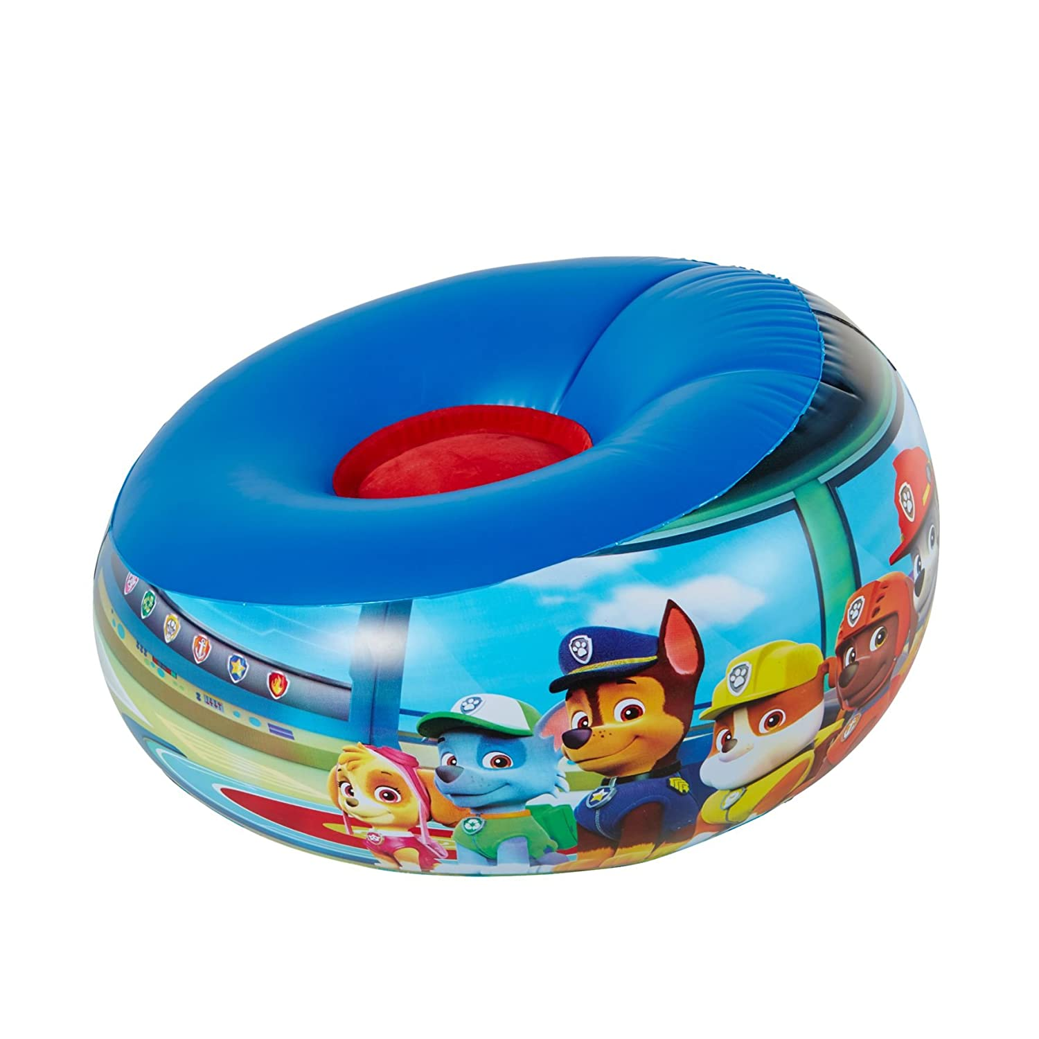Paw Patrol Inflatable Kids\' Chair: Amazon.co.uk: Kitchen & Home
