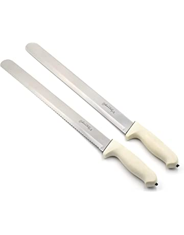 Professional 14 Stainless Steel Cake Knife