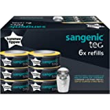 Sangenic Nappy Disposal Refill Cassette (6-Pack)_Clear