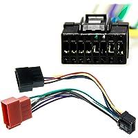 DIN ISO Auto Radio Adaptador Cable Conector 16