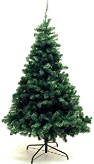 468efa77e7b Unique Imports Xmas Finest 6  Feet Super Premium Artificial Christmas Pine  Tree with Solid Metal