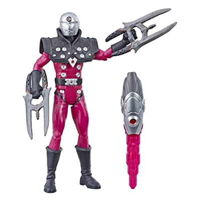 "Power Rangers Beast Morphers Tronic 6"" Action Figure Toy Inspired by The TV Show: Toys & Games"