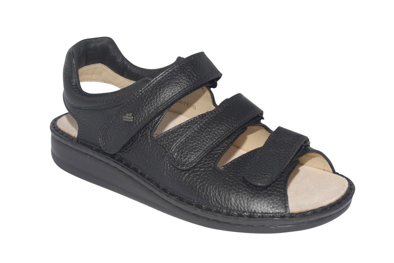 Finn Comfort Tunis Negro/bison 41 EU|Azul Zapatos de moda en línea Obtenga el mejor descuento de venta caliente-Descuento más grande