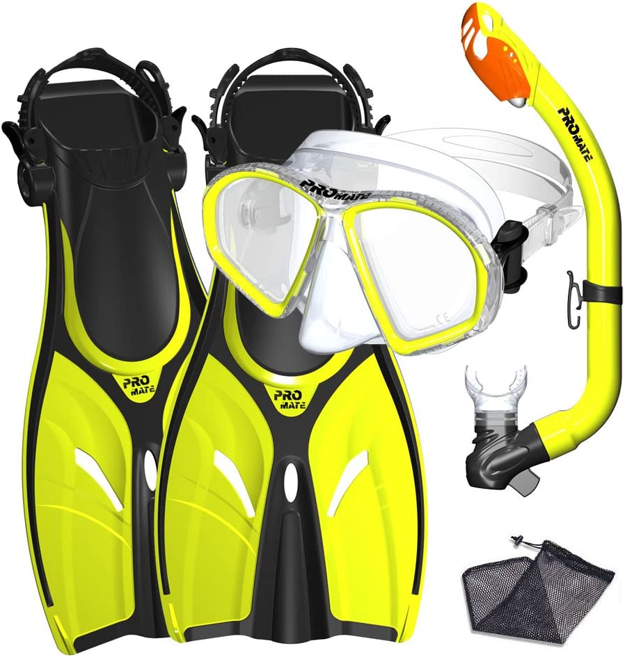 Top 10 Best Kids Snorkel Sets You Can Choose From For Your Children 9