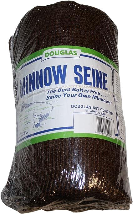 Douglas Common Sense Polyester Minnow Seines