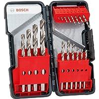 Bosch 2608589294, Brocas para Metal Toughbox HSS-R, 118°