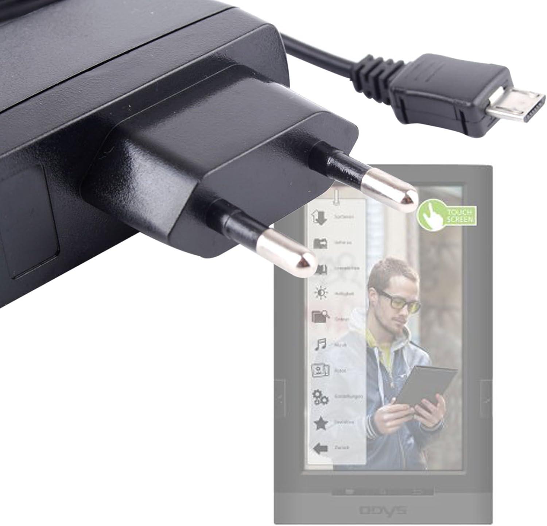 DURAGADGET – Cargador para e-reader Odys Touch 17.8 cm (7 ...