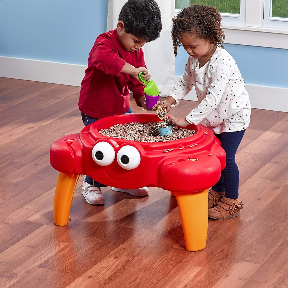 Red 61.6x61.9x55.9 Step2-Sand Table