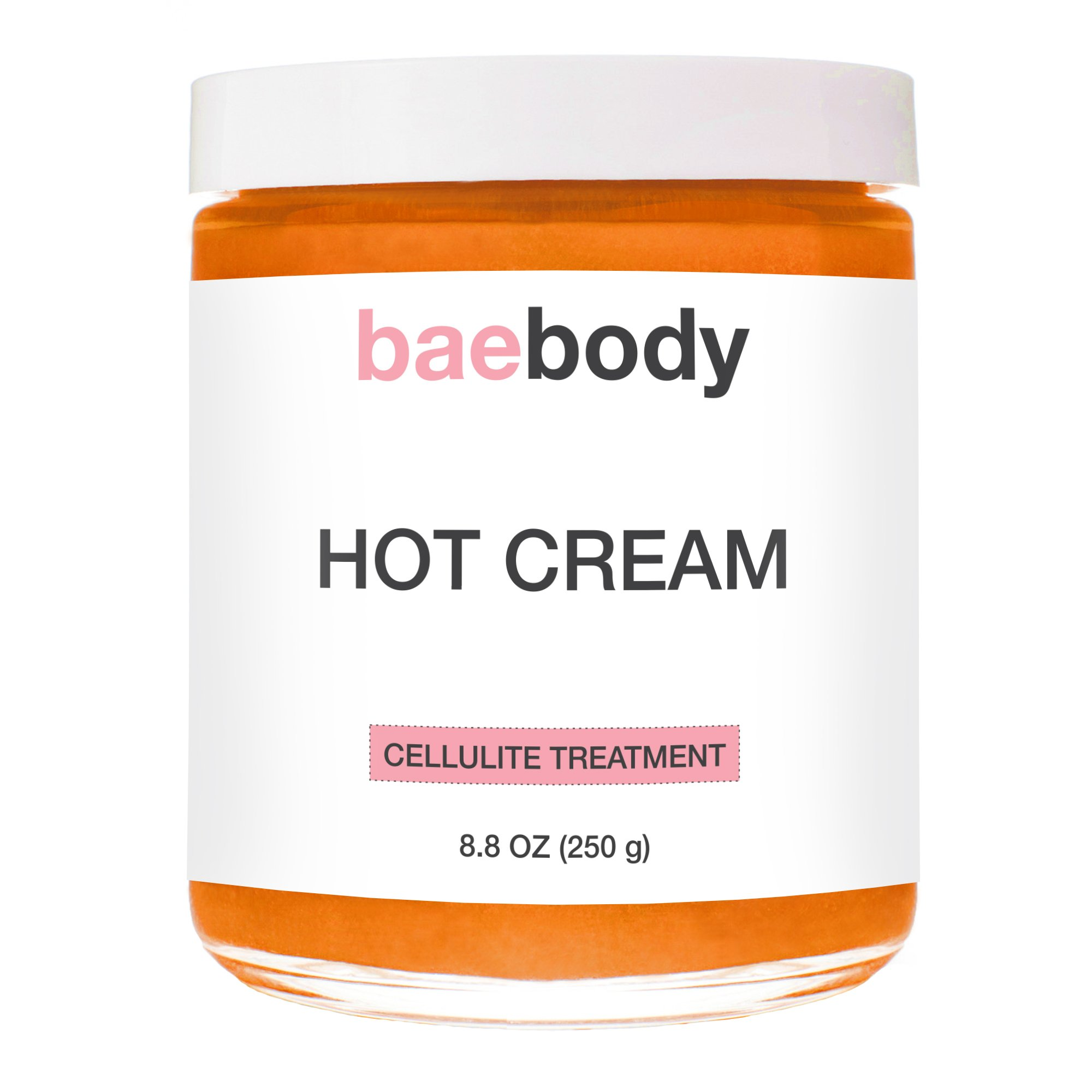 Hot Cream For Cellulite Muscle Pain Relief 250G 8