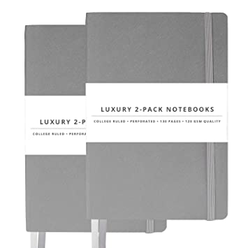 Review 2 Pack Luxury Notebook